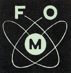 Het FOM-logo