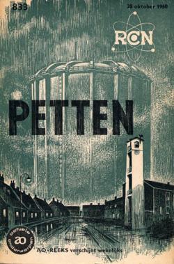 boekje AO-reeks over Petten, 1960
