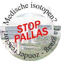 Medische isotopen? Ja graag - zonder Pallas!