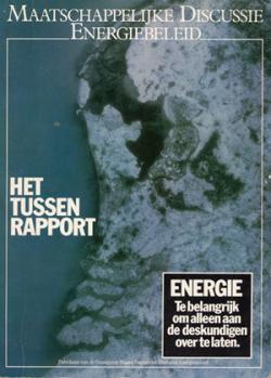 Tussenrapport Maatschappelijke Discussie Energiebeleid