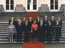 Kabinet-Lubbers III