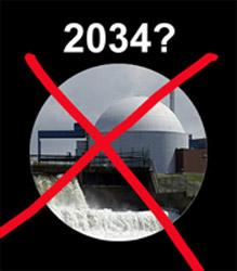 Borssele tot 2034?
